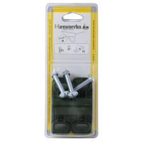 Paire de coussinets Haemmerlin en Polyamide Ø 21 mm - 309002506
