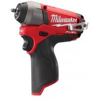 """MILWAUKEE- M12CIW14- O Boulonneuse  à choc compacte carré 1/4"""" FUEL 12V / 2,0 Ah ( Vendu sans batterie , ni chargeur) - 4933440455"""