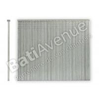STANLEY BOSTITCH-Pointes minibrads galvanisés- 5 000 unités