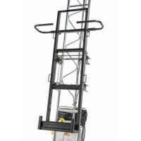 Cadre à plaque vertical pour monte matériaux CASTOR STEEL  HAEMMERLIN - 311502801