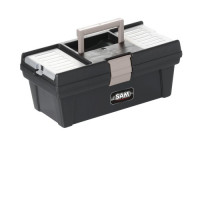 Caisse à outils PVC SAM OUTILLAGE-CAO-12Z