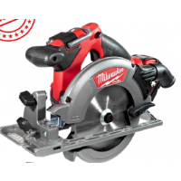MILWAUKEE- M18CCS55-402B Scie circulaire 165mm + 2 batteries + 1 chargeur - 4933446232
