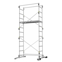 Échafaudage aluminium TEK'UP hauteur de travail 4.55 m CENTAURE -237703