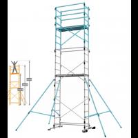 Réhausse pour échafaudage aluminium TEK'UP CENTAURE - 347705