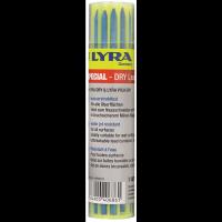 Etui 12 de Mines de Rechange bleu LYRA DRY Spécial résistant à l'eau pour marqueurs LYRA-DRY et LYRA PICA DRY -4490051