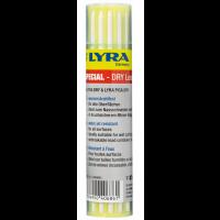 Etui 12 de Mines de Rechange LYRA DRY Spécial résistant à l'eau pour marqueurs LYRA-DRY et LYRA PICA DRY -4490001