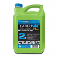 CARBURANT CARBUMIX+ 2T 3% 5L ALKYLAT - 1634