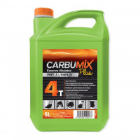 CARBURANT CARBUMIX+ 4Temps 3% 5L ALKYLAT - 1635