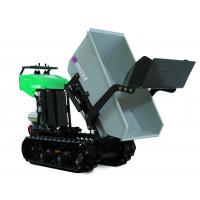 IMER-Transporteur à chenilles hydrostatique avec pelle 500 kg - CARRY105C