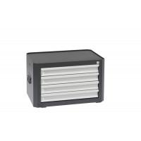 Coffre 4 tiroirs pour servante d'atelier SORI - CE6400