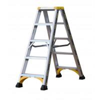 Marchepieds ALPHA CENTAURE aluminium double accès 2x5 marches - 451605