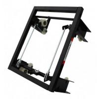 Chariot universel acier pour monte matériaux CASTOR STEEL  HAEMMERLIN - 311502501