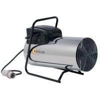 Chauffage électrique air pulsé gainable SOVELOR portable Gamme Di - D22I
