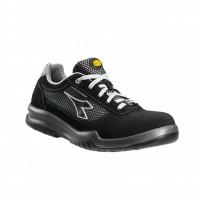 Chaussure de sécurité basse DIADORA en croûte de cuir S1 CONFORT TEXTILE -160254-40-40