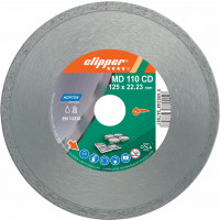 Disque diamant NORTON MD 110 CD Ø 125 mm Alésage 22.23 - 70184625940