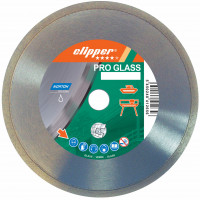 Disque diamant NORTON Pro Glass  Ø 230 mm Alésage 25.4 - 70184630187