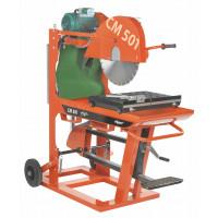 Scie de maçon Electrique Norton Clipper  CM501 MAJOR 3.55.3 Ø 500 mm 400V 4000 W -70184627018
