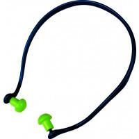 Bouchons d'oreilles ronds reliés par arceau - SNR 20 DB - CONICMOVE01