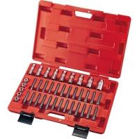 SAM OUTILLAGE-Coffret d'outils pour le démontage des supports d'amortisseur -CPA-20Z