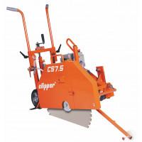 Scie à sol électrique Norton Clipper - CS 7,5 E 800 - 70184623924