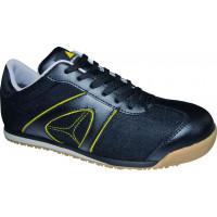 Chaussures Basses Cuir Pleine Fleur Marron Delta Plus-D Spirit S3 - Dspirs3ma0 ROtSHE