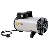 Chauffage électrique monophasé air pulsé SOVELOR portable Gamme Di - D3I