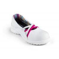 Chaussures de sécurité 'lady' gamme Flowergrip Dahlia Fuchsia S2 SRC GASTON MILLE - DHAF1