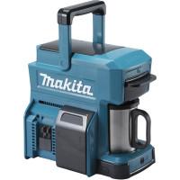 Machine à café 18 V ou 12 V Li-Ion (Produit seul) MAKITA - DCM501Z (Autres Outils)