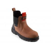 Chaussures mi-hautes de sécurité - Spécial BTP Dealer S3 SRC GASTON MILLE -GDEA3