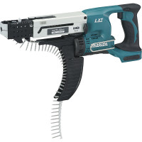 Visseuse automatique MAKITA 18 V Li-Ion 4 x 25 à 55 mm (Machine seule)-DFR550Z