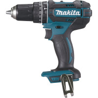 Perceuse visseuse à percussion 18 V Li-Ion Ø 13 mm (Machine seule) MAKITA - DHP482Z
