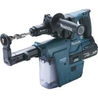 Perfo-burineur MAKITA SDS-Plus 18 V Li-Ion 5 Ah 24 mm - DHR243RTJW (Perforateurs/Burineurs/marteaux piqueurs)