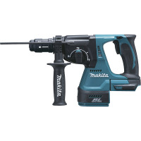 Perfo-burineur SDS-Plus 18 V Li-Ion 24 mm (Machine seule) MAKITA - DHR243Z