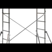 Hauban / Diagonale d'échelle 2,40 m pour échafaudage STL CENTAURE - 257108 (Accessoires Echelles)