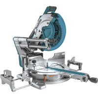 Scie radiale MAKITA 36 V => 2 x 18 V Li-Ion Ø 305 mm (Produit seul) - DLS211ZU (Scie radiales- Scies a coupe d'onglets)