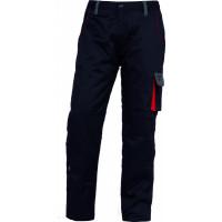 Pantalon de travail chaud Doublé pour hiver D-MACH Noir / rouge DELTA PLUS - DMACHPAWNR0