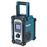 Radio de chantier MAKITA 7,2/10,8/14,4/18 V Li-Ion (Machine seule) - DMR107
