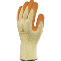 GANT TRICOT DELTA PLUS COTON/POLYESTER PAUME ENDUITE LATEX - VE730OR0