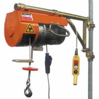 Treuil ALTRAD DM200 monophasé 200 kg potence fixe - 701200