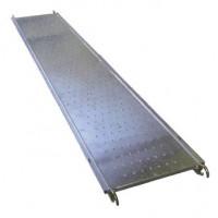 Plancher acier galvanisé 1,80 m largeur 0,365 m ALTRAD 300 Kg/m² Classe 4 AERIS45 - MOST36-180-AC