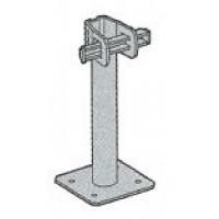 Pied simple galvanisé Hauteur 300 mm ALTRAD VITO 49 - J01901
