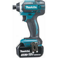 Visseuse à chocs MAKITA 18 V Li-Ion 4 Ah 165 Nm -DTD152RMJ