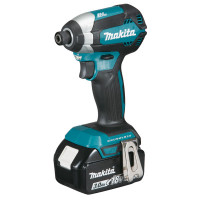 Visseuse à chocs MAKITA 18 V Li-Ion 3 Ah 170 Nm - DTD153RFJ