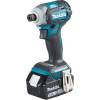 Visseuse à chocs 18 V Li-Ion 5 Ah 175 Nm MAKITA- DTD170RTJ