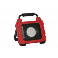 Projecteur LED portable hybide 60 W sur secteur ou batterie CEBA - DUAL602