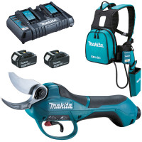 Sécateur MAKITA 36 V => 2 x 18 V Li-Ion 4 Ah -DUP361PM2