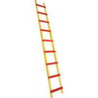 Echelle de toit bois CENTAURE professionnelle Ecartement 25 cm Nombre déchelon 11 - 480111