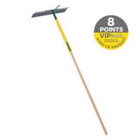 Expandeur à béton manche bois LEBORGNE - 137182 (Outils de jardin à main)