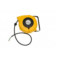 Enrouleurs électriques à rappel automatique-14 m-H05VVF 2 x 1 CEBA - ER1401P