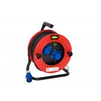 CEBA-Enrouleur électrique 25 m pour démolition et désamiantage IP55/IP65/IP67-FB252573B16IP67